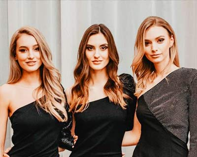 Miss Slovensko 2020 Meet the Contestants