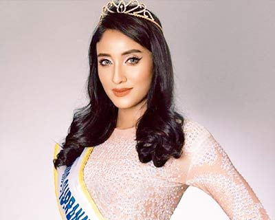 Tangia Zaman Methila is Miss Supranational Bangladesh 2019