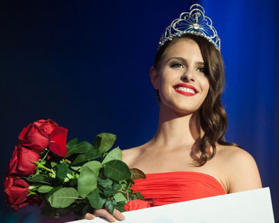 Ana Halozan Miss Universe Slovenia 2015 will not compete at Miss Universe 2015