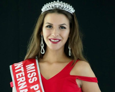 Natascha Fischer of Netherlands crowned as Miss Progress International 2016
