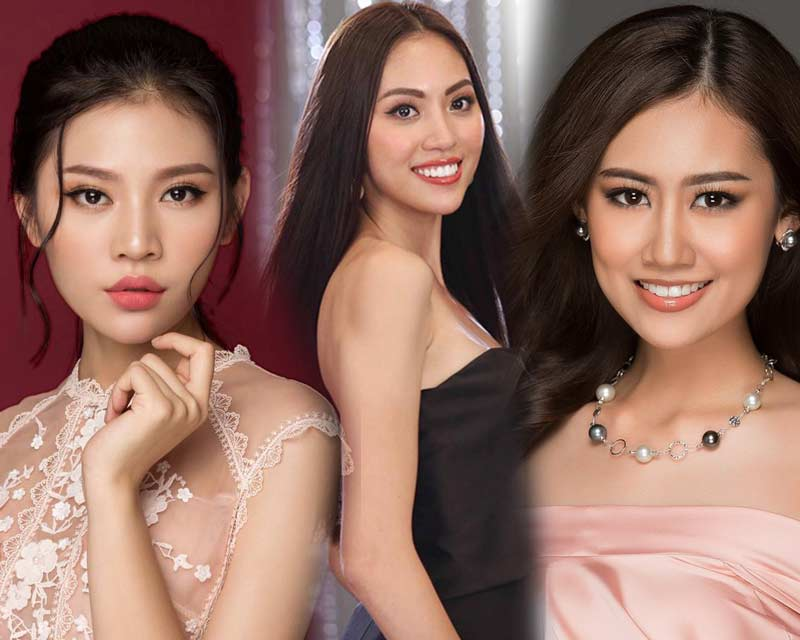 3 Contestants withdraw from the Miss Universe Vietnam 2017 contest just before the finale!