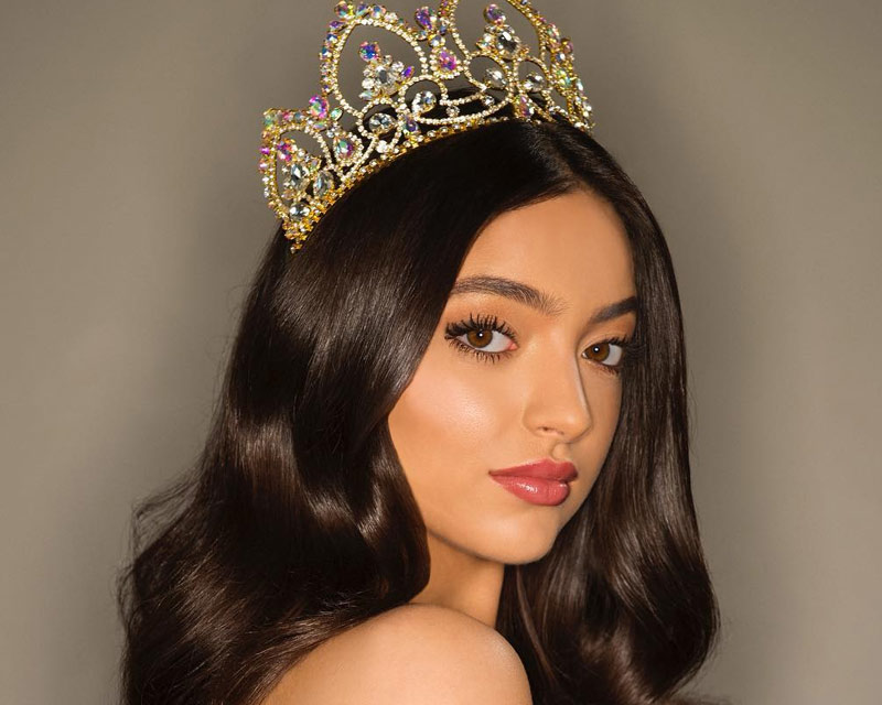 Beauty Talks with Miss Michigan Earth United States 2018 Jasmina Cunmulaj