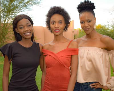 Miss Namibia 2019 Meet the Semi-Finalists