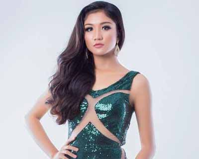 Miss United Continents Myanmar 2018 Eaint Thet Hmue