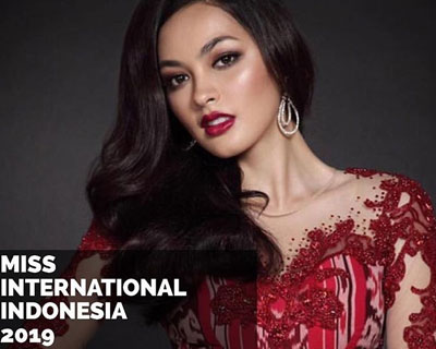 Jolene Marie Cholock Rotinsulu crowned Puteri Indonesia Lingkungan 2019 aka Miss International Indonesia 2019