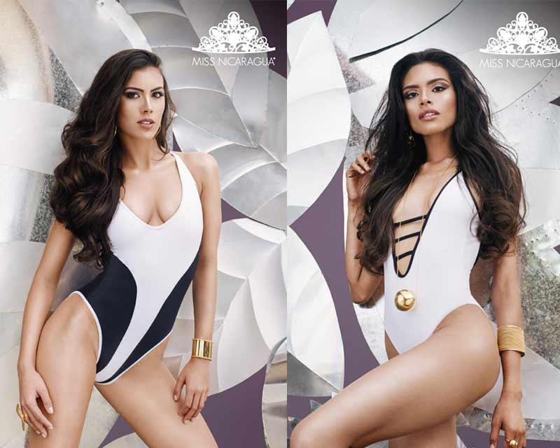 Our Top 5 Favourites for Miss Nicaragua 2018