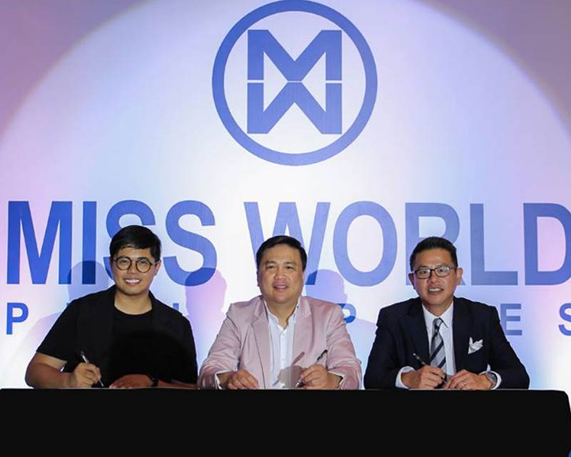 Miss World Philippines 2017 and BYS Philippines formalize their brand partnership
