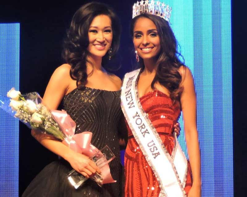 Genesis Suero crowned Miss New York USA 2018 for Miss USA 2018