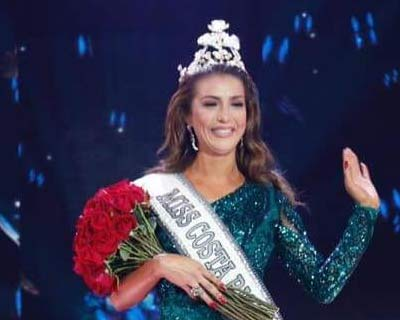 Paola Chacón crowned Miss Costa Rica 2019 for Miss Universe 2019