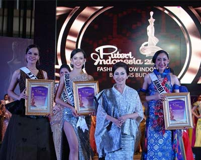 Puteri Indonesia 2019 Best Gown, Best Talent and Best Traditional Costume winners announced