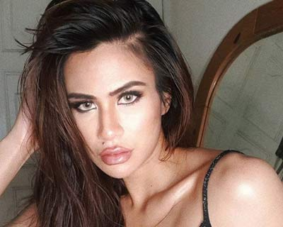 Jasebel Robert for Miss Grand Malaysia 2020 crown?