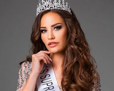 Jacqueline Rybak appointed Miss Supranational Sweden 2020