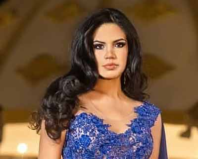 Samantha Batallanos Cortegana crowned Miss Grand Peru 2020