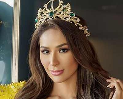 Philippines' Samantha Mae Bernardo's eye-catching journey at Miss Grand International 2020