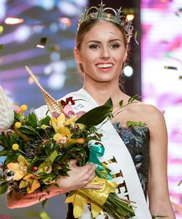 Miss Lithuania 2014 Winner