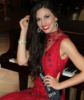 Miss International Spain 2015 Winner