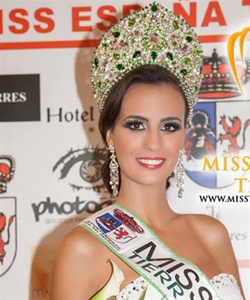 Miss Earth Spain 2014 Winner
