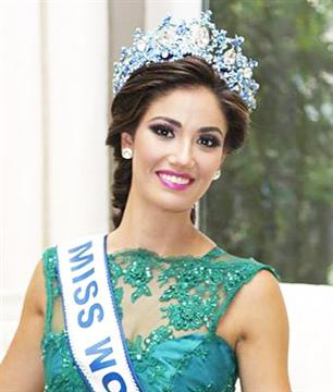 Who Is The Winner Of Miss World 2017 >> Miss World Spain 2014 Winners and Runners-up | Angelopedia