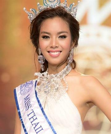 Who Is The Winner Of Miss World 2017 >> Miss Thailand World 2015 Winners and Runners-up | Angelopedia