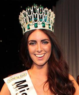Miss Ireland 2014 Winner