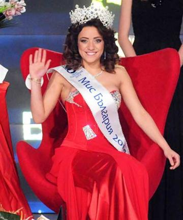 Miss Bulgaria 2014 Winner