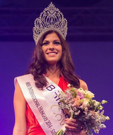 Miss International Hungary 2014 Winner