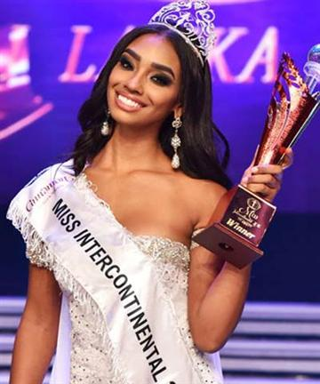 Miss Intercontinental 2016 Winner