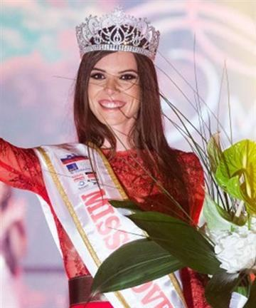 Miss World Slovenia 2016 Winner