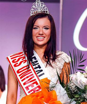 Miss Universe Bulgaria 2014 Winner