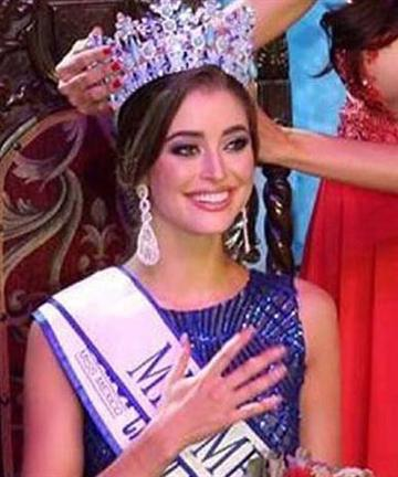 Miss World Mexico 2016 Winner