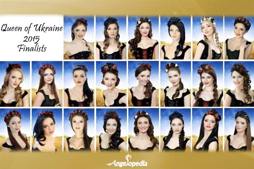 Queen Of Ukraine Miss Earth 2015