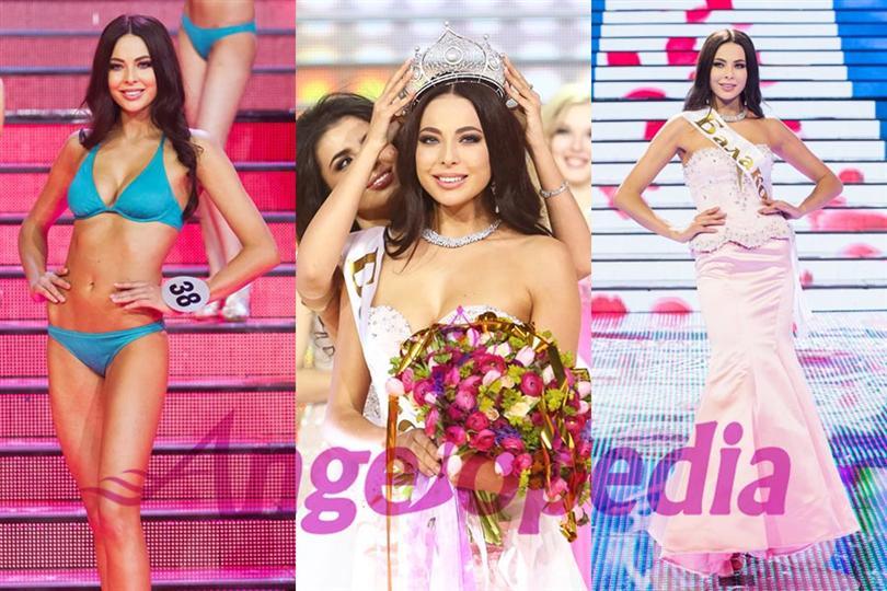 Miss Russia 2014 winner