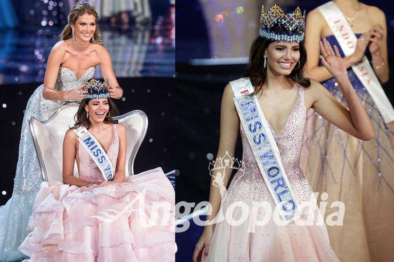 The grand finale of the 66th edition of the Miss World pageant was held on 18th December 2016 at the MGM National Harbor in Oxon Hill, Maryland, United States