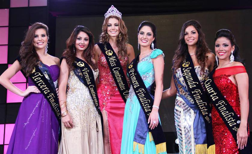 Miss United Continents 2014 Winners