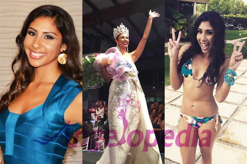 Miss Cayman Islands 2015 winner