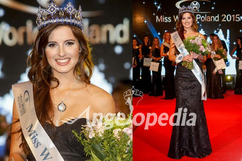 The Miss World Poland 2015 was held on October 5' 2015