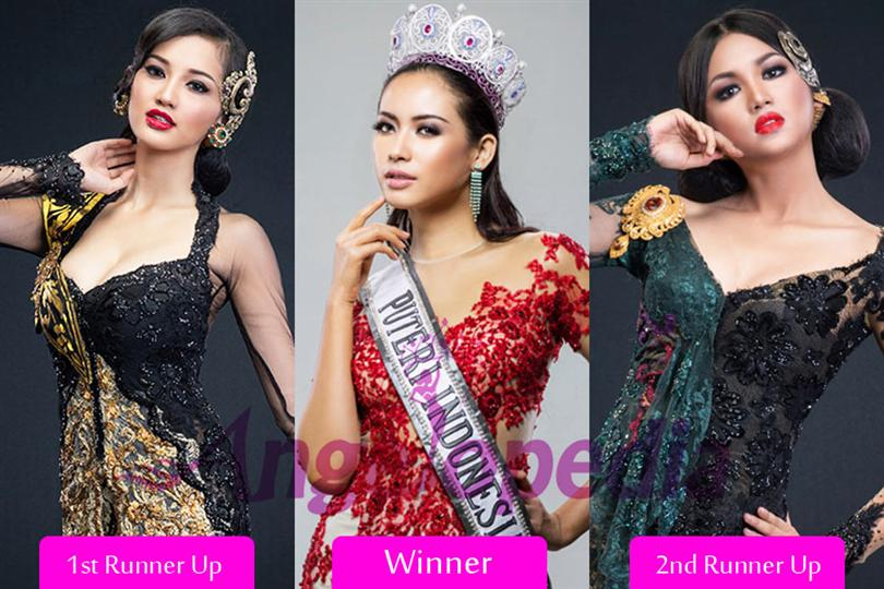 Puteri Indonesia 2014 winners
