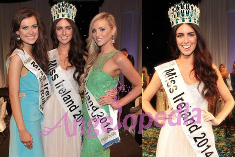 Miss Ireland 2014 was the 67th edition of the annual national beauty pageant and Jessica Heyes won the title