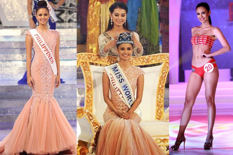 Miss World 2014 Megan Young
