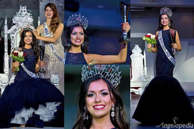 Miss England 2015 finale which was slated to be held on August 14' 2015 saw 19 year old Natasha Hemmings from Weston as  the winner of Miss England 2015 title
