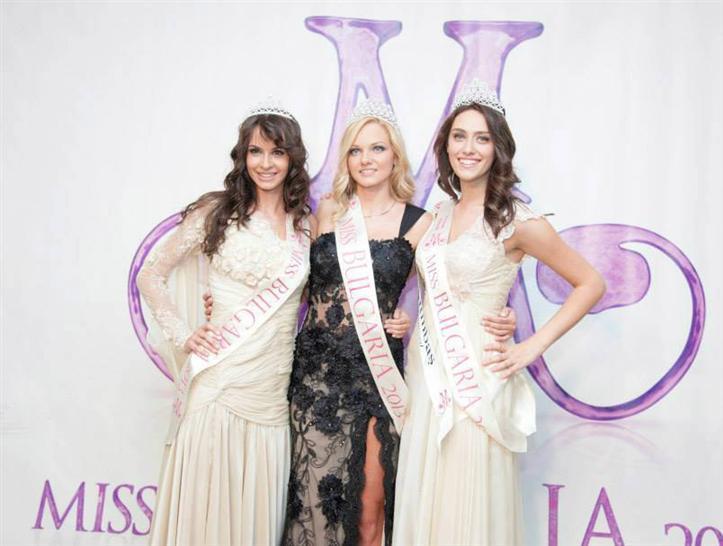 Miss Bulgaria 2013 Winners