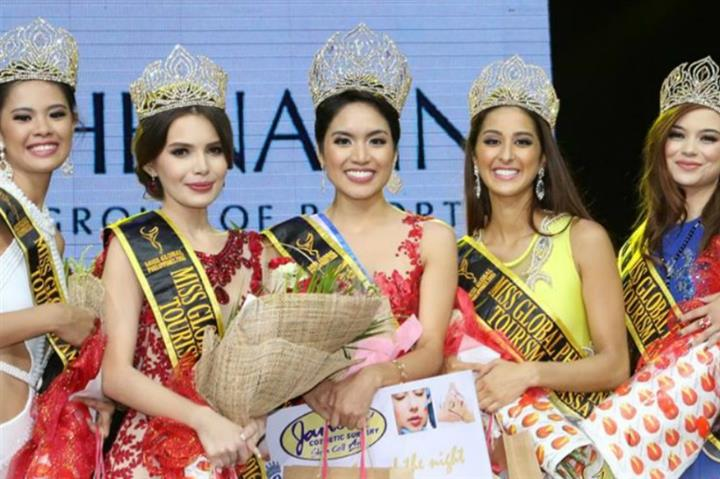 Miss Global Philippines is a national pageant of Philippines that selects representatives for the Miss Global beauty pageant