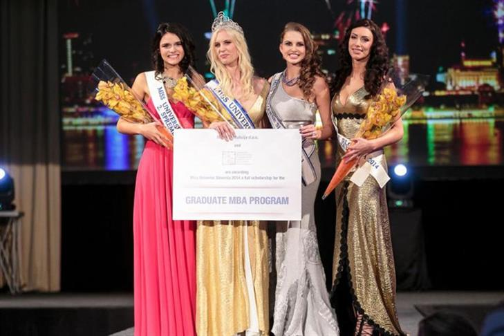 Miss Universe Slovenia 2014 (Miss Universe Slovenije 2014) finals were held on October 19' 2014 at Grand Hotela Union