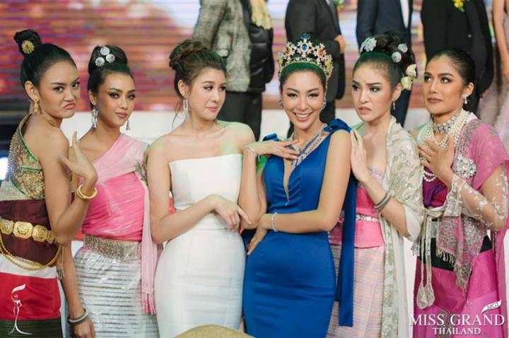 Miss Grand Thailand 2017 is on its road to the finale and is scheduled to be held on 8th July 2017