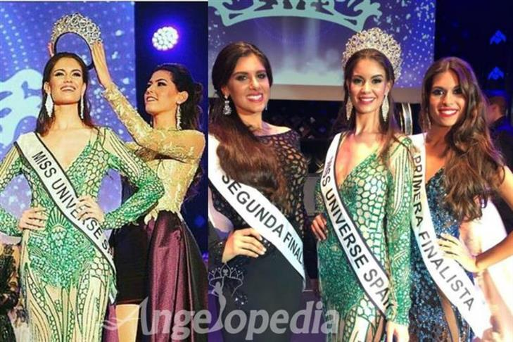 Miss Universe Spain (Miss España Tierra) is one of the most renowned national contests of the Spain
