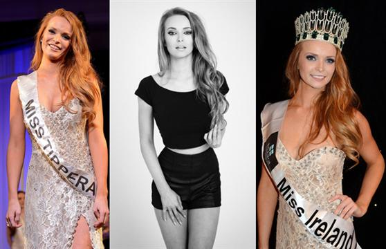 Aoife Walsh Miss Ireland 2013