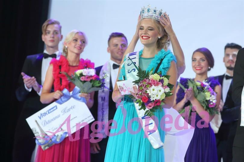 Miss Latvia 2016 was held on July 23' 2016. Linda Kinca was crowned as the new beauty queen of Latvia