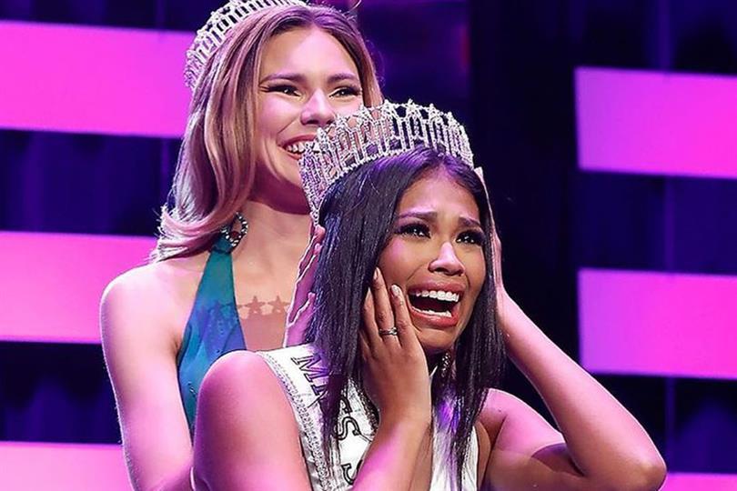 MaKenzie Divina crowned Miss South Carolina USA 2019