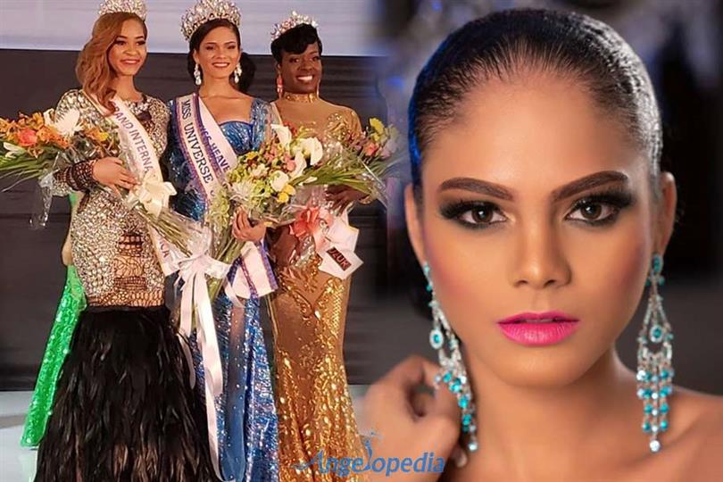 Emily Maddison crowned Miss Universe Jamaica 2018