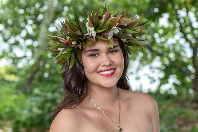 Miss Cook Islands 2018 Top 3 Hot Picks by Angelopedia